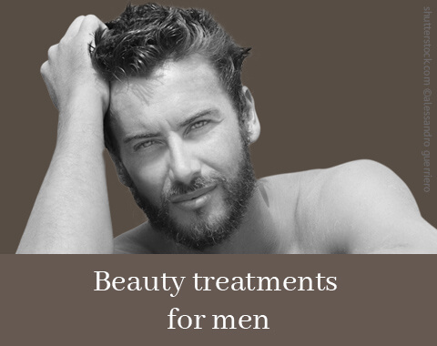 Beauty Treatments Men, Difine, Dr. Narwan, Plastic Surgery, Essen